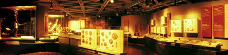 The Coin Museum, is located in the same building, and its exhibit includes information on coins, as well as interesting samples. This collection is noted as being quite impressive on an international level with over 1600 unique pieces dating back to 500 to 1500 A.C.