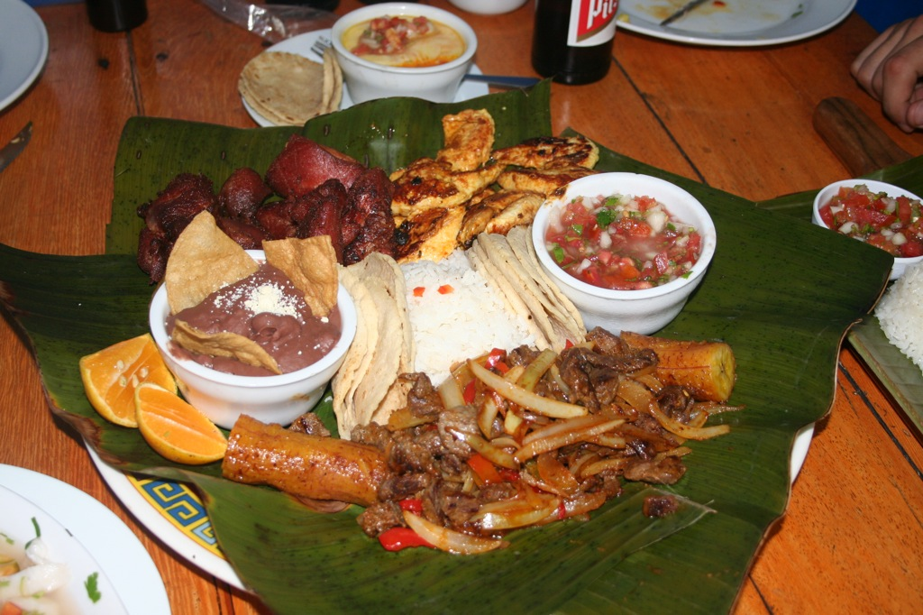 Traditional Costa Rican Food Dishes.JPG