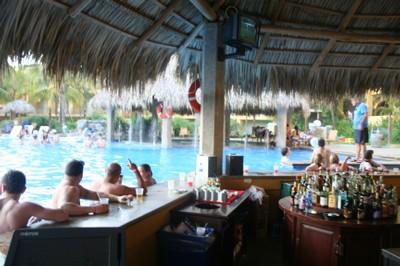 Flamingo Beach Resort Pool Bar - small