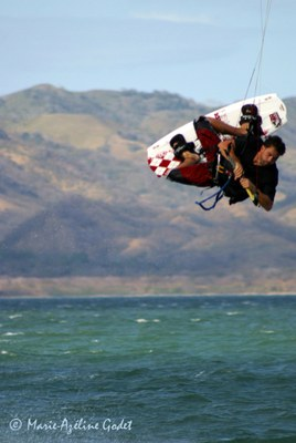 Kite School in Costa Rica's best Wind spot