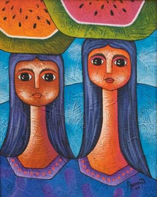 Visual Art Painter