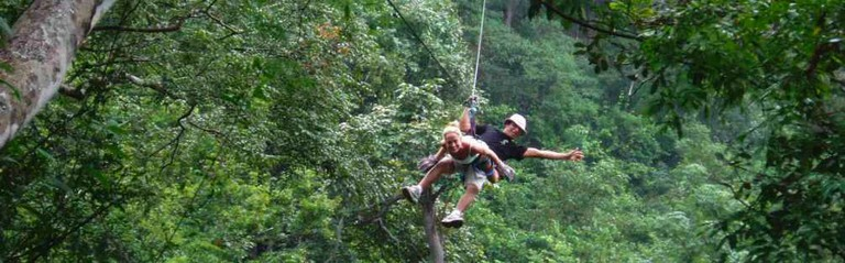 Arenal Canopy Tour Zip Line