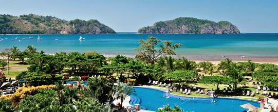This is one of Costa Rica's top resort destinations, and boat marinas in the country.