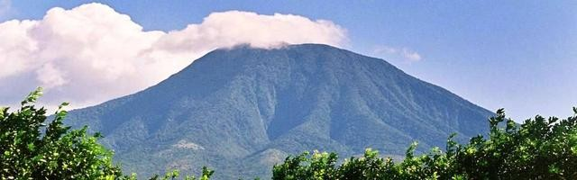 This Volcano is inside the Guanacaste National Park in the Northwest province of Guanacaste